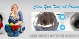 Clean Dryer Vents